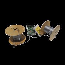Kit de Cable Sensor Para Cerca IRONCLAD / 150 METROS / 2 ZONAS; 75 METROS POR ZONA / Sin Falsas Alarmas por Viento / TODO Incluido