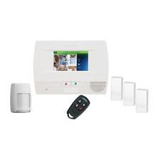 Panel de Alarma Inalambrico Autocontenido con Pantalla Touch L5210