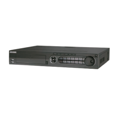 DVR de 16 Canales Video/ 4 Canal de Audio WD1, TURBO HD, CAP 4 HDD, 16/4 I/O, Soporte EZVIZ Cloud P2P