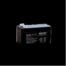 Batería con Tecnología AGM / VRLA, 1.2 Ah.