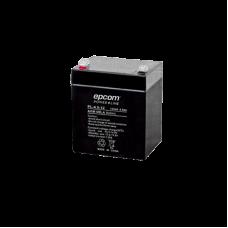 Batería con Tecnología AGM / VRLA, 4.5 Ah.