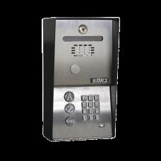 1802-EPD Portero telefónico con directorio programable, Memoria para 100 números, Permite marcación a Celular