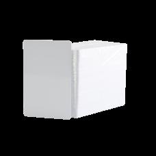 Paquete de 500 Tarjetas Adhesivas Imprimibles por un sólo lado /  Para pegar sobre tarjetas/ CR79