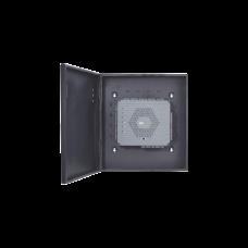 Controlador de Acceso / 4 Puertas / PoE / NO Requiere Software / Biometría Integrada / 5,000 Huellas / Incluye Fuente y Gabinete