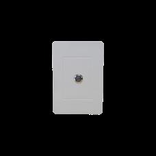 Botón de Salida Iluminado / Función de esclusa integrada / Instalación en caja estándar