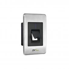 Lector de huella y tarjeta de proximidad esclavo RS-485 con sensor de huella SilkID para exterior