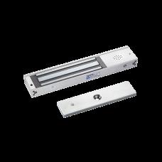 Chapa magnética 600Lb con  Buzzer / LED indicador de estado /  Sensor de estado de placa/ Libre de Magnetismo Residual