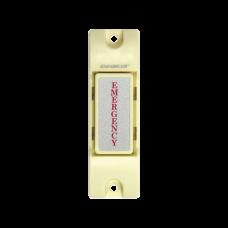 Botón de Emergencia, NA o NC momentáneo
