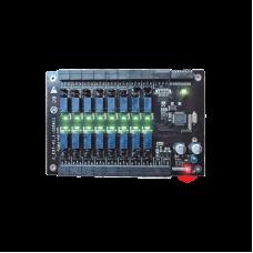 Expansor de 16 Relevadores para Paneles de Acceso AccessPRO4.