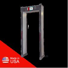 Arco Detector de Metales de 33 Zonas para Fijarse al Piso.