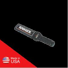 Equipo Portátil para Detección de Metales para Áreas Silenciosas, tiene Vibrador Interconstruído.