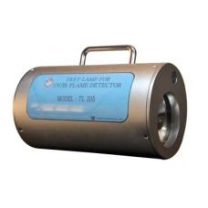 Lámpara de Prueba UV/IR, Genera Radiación UV/IR Similar al Fuego, Diseńada para Pruebas Sencillas y Seguras