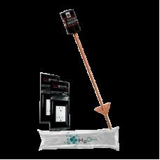 Kit de Tierra Física para Aplicaciones Residenciales con Interruptores Inteligentes.