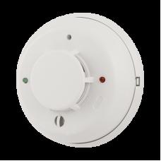 Detector Dual Humo/Temperatura de 2 Hilos con Sirena