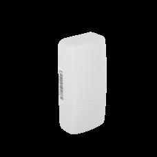 Transmisor Inalámbrico para Zonas Fuego e Intrusión para 2 zonas cableadas, 1 supervisada y su uso como contacto magnético / Batería de Larga Duración 3-5 ańos