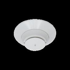 Detector direccionable de temperatura fija (57 °C), Color Blanco