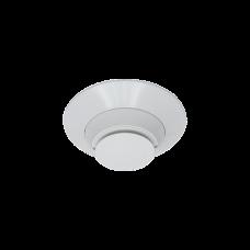Detector fotoeléctrico de humo color blanco
