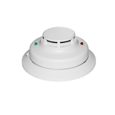 Detector de humo fotoeléctrico de 2 hilos 12-24 V cd