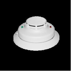 Detector de humo fotoeléctrico de 4 hilos 12-24 V cd
