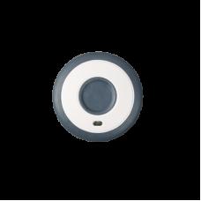 Botón de pánico, puede usarse como pulsera o collar