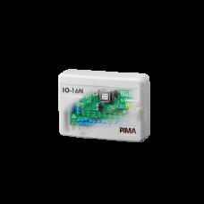 Modulo remoto de 16 zonas compatible con el panel Hunter pro 896