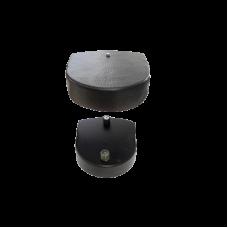 Tamper anti-escalo. Válido para las columnas MB050, MB100, MB150 y MB200. Permite la detección de presiones superiores a 25Kg sobre la carcasa y la activación de una alarma.