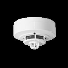 Detector de humo fotoeléctrico de 2 hilos 12 a 24 Vcd