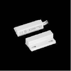 Contacto magnético UL CE con adhesiva  para ara puertas y ventanas ultra pequeño con 30cm de cable