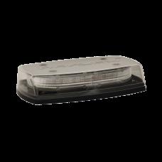Mini Barra de Luces Ultra Brillante, color domo claro, LED ámbar, Ideal para Seguridad Privada