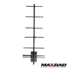 Antena Base UHF, Direccional, rango de frecuencia 406 - 440 MHz.