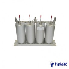 Duplexer Pasa Banda / Rechazo de Banda, UHF, 150 Watts, 400-520 MHz.