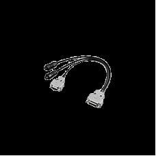 Cable adaptador para AT-140 y GPS