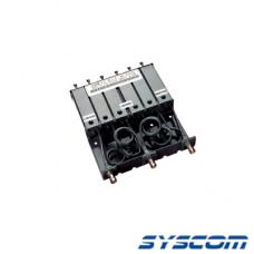 Duplexer VHF de 6 Cavidades para 148-160 MHz.