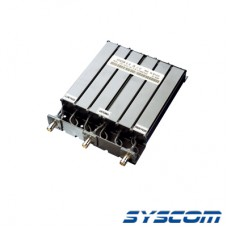 Duplexer UHF de 6 Cavidades para 403-430 MHz.