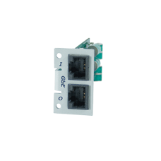 Modulo individual Giga Ethernet 1000 Mbps para protector TCPEX8P.