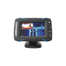 Elite 5-TI Fishfinder con pantalla touch screen de 5 pulgadas, GPS interconstruido. no incluye transducer