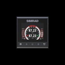 Simrad IS42J pantalla a color de 4.1 pulgadas que ofrece una visión clara del estado y rendimiento de motores
