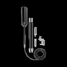 Antena Omnidireccional para Amplificador o Modem 4G/3G | Con montaje para espejo de Trailer | Rangos de frecuencia 700-900 MHz, 1710-2270 MHz | Ganancia Máxima 3.5 dBi.