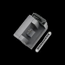 Adaptador de Batería para Analizador C7X00-C Series para Batería KNB65L, Radios KENWOOD TK2000/3000