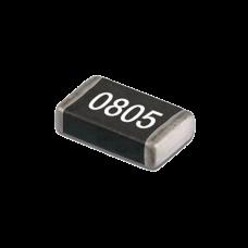 Capacitor Cerámico fijo de 0.01uF 100V SMD tipo 805 para Ramsey COM3010.