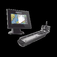 Kit de pantalla GO5 y transductor Active Imaging 3 en 1