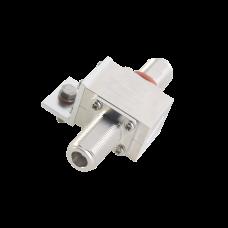 Protector Coaxial, Montaje Universal, para equipos HF, VHF y UHF (20 - 1000 MHz), Conectores N-hembra