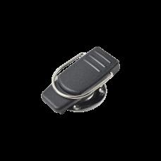 Clip de remplazo (con argolla de sujeción) para micrófonos TX9, SPM2100, SPM2200, SPM4200