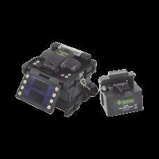 Fusionadora de Fibra Óptica de Alineación por Revestimiento / Compensación por Núcleo con 4 Motores