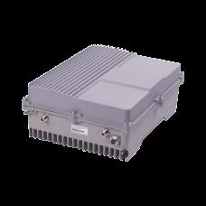 (HASTA 5 KILÓMETROS) Amplificador de Señal Celular de ALTA POTENCIA: Especial para Crear una Zona Celular en Áreas Rurales o Comunidades Alejadas. 95 dB de Ganancia, 20 Watts de Potencia, 850 MHz.