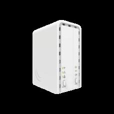 (PWR-Line AP) Punto de Acceso Power Line, con un Puerto Ethernet, con Capacidad para Conectarse Atraves de las Lineas Eléctricas