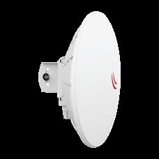 (DynaDish 6) Punto de Acceso de 5.9 - 6.4GHz 802.11 a/n con Antena Integrada de 25dBi.