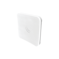 (SXTsq Lite2) Cliente y  PtP  en 2.4 GHz, 802.11b/g/n  con Antena Integrada de 10 dBi, Hasta 1000 mW de Potencia.