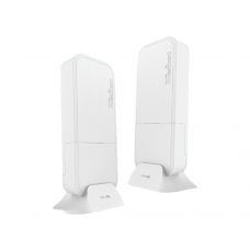 (Wireless Wire) Kit Enlace en 60 GHz PTP, Alcance hasta 100 mts, Hasta 1Gbps.