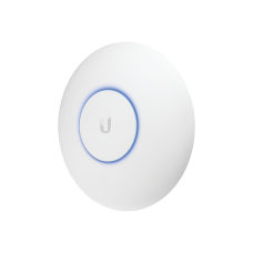 Access Point UniFi 3 Quad-radio MU-MIMO4x4 802.11ac Wave 2 con radio dedicado para seguridad WIPS contra intrusos, hasta 1500 usuarios concurrentes